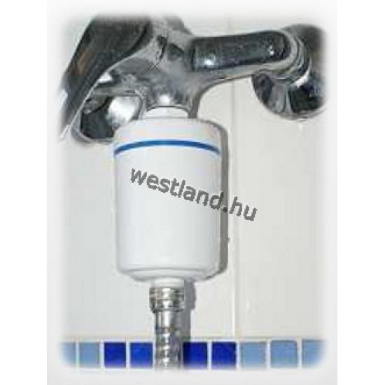 1.) Zuhanyszűrő KDF+aktívszén. Díjmentesen házhoz szállítjuk!!